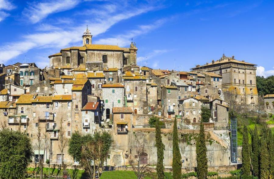 Vignanello, in provincia di Viterbo, partecipa insieme ad altri borghi della Tuscia come Gallese e Vetralla al Festival dell'Olio della Tuscia