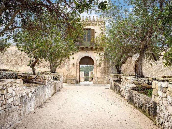 Dimora delle Balze, da una masseria siciliana dell'800 ad albergo di lusso