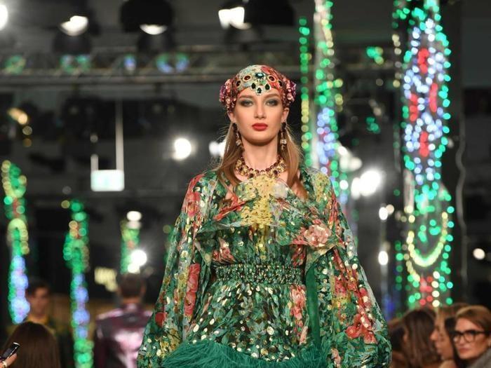 Dolce&Gabbana portano la Sicilia a Dubai
