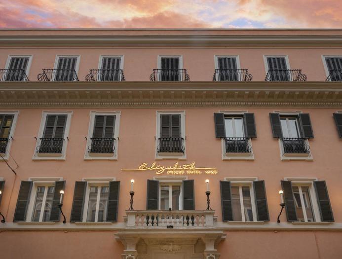 Elizabeth Unique, il nuovo hotel di lusso a Roma punta sull'arte e l'hi-tech