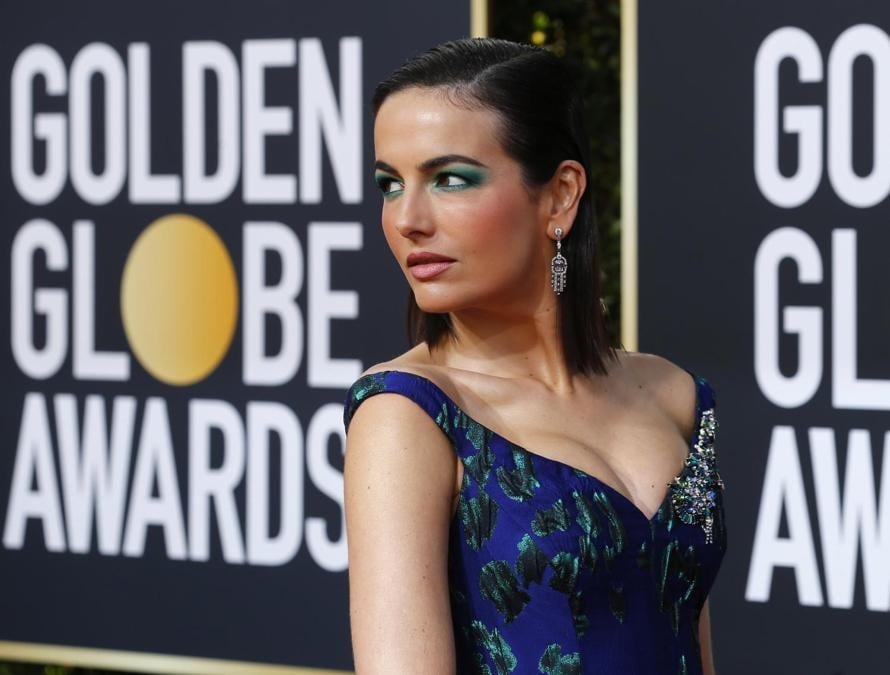 Camilla Belle. REUTERS/Mike Blake