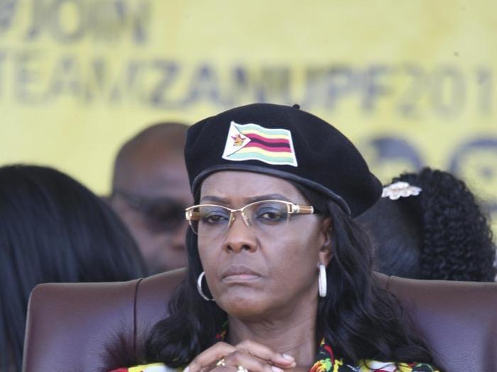 Grace Mugabe, la moglie del dittatore africano e le sue spese folli