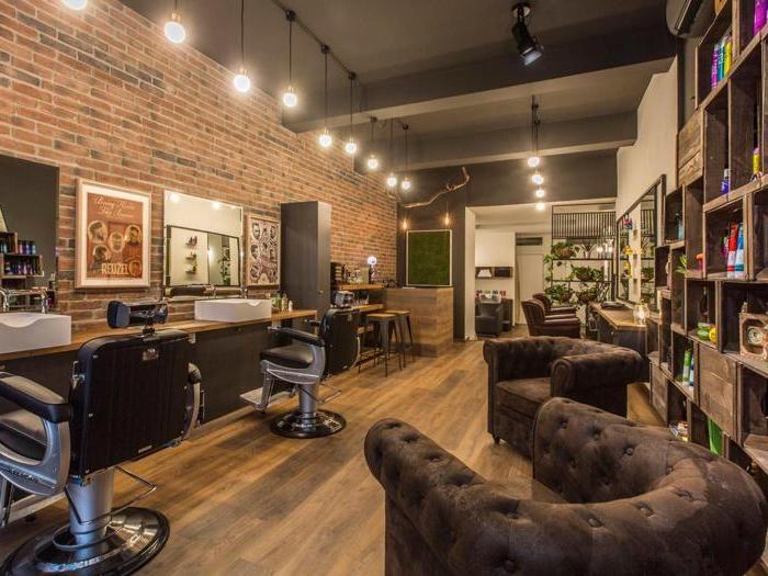 I nuovi barber shop tempio dell'edonismo maschile