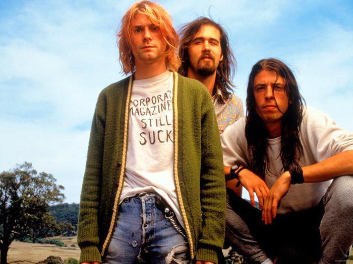 Kurt Cobain, la moda ricorda l'icona del grunge