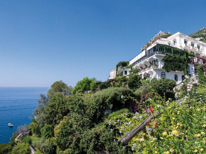 Il Santa Caterina di Amalfi festeggia 115 anni con un nuovo chef