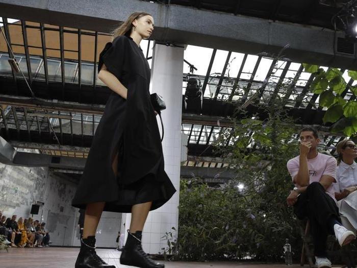 Jil Sander, una collezione dall'anima quieta e minimalista