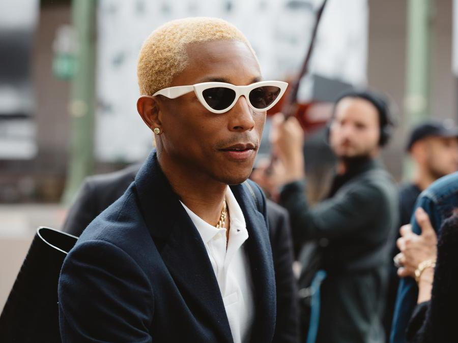 Pharrell Williams (foto Alix Marnat)