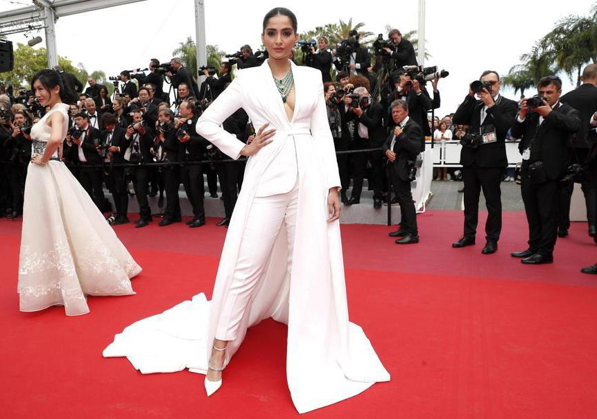 Sonam Kapoor in Ralph  Russo Couture