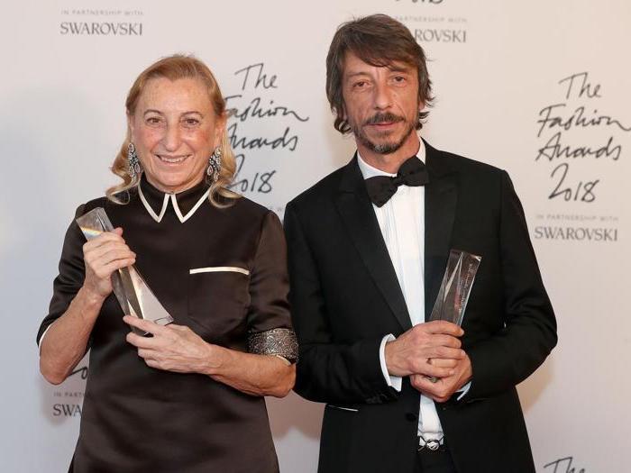 La moda italiana conquista Londra con i Fashion Awards