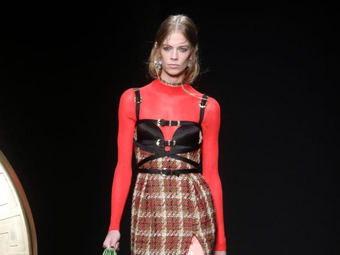 I codici Versace contemporanei di Donatella
