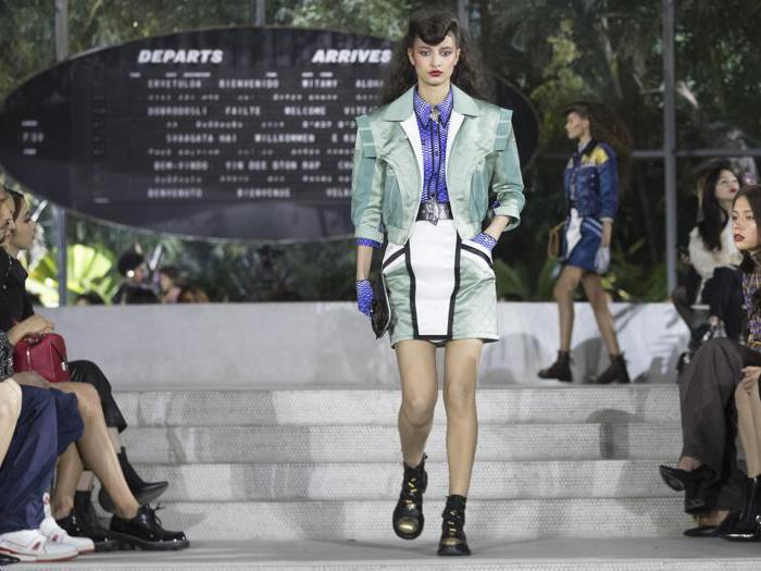Louis Vuitton, la cruise 2020 «decolla» dal JFK di New York