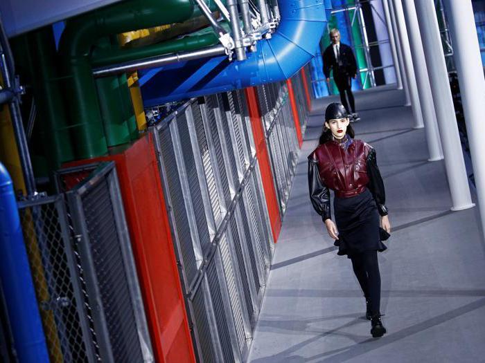 Louis Vuitton, in passerella concentrato di energia  anni 80