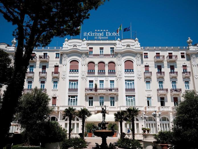 Mare, sogni, divi: il Grand Hotel di Rimini compie 110 anni