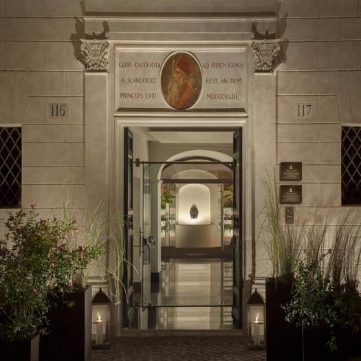 Palazzo Scanderbeg: la nuova formula per l'ospitalità di lusso a Roma