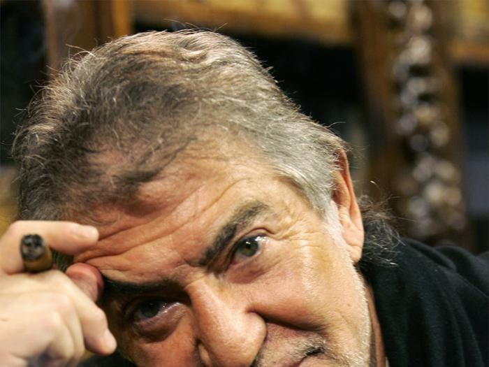 Roberto Cavalli, una storia per immagini