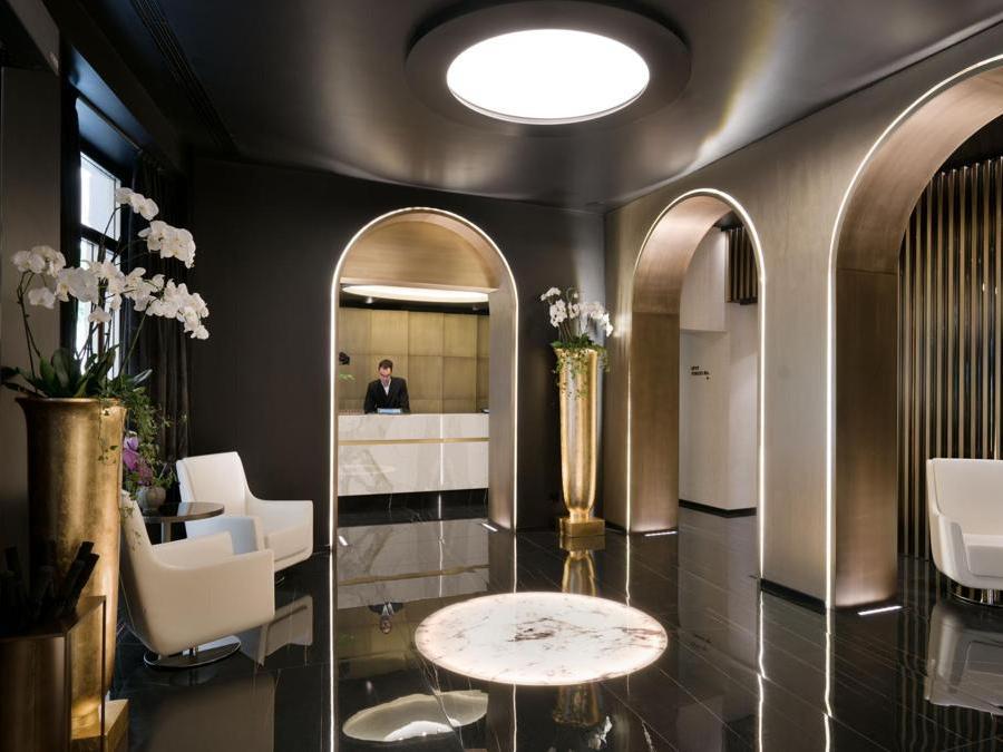Piano terra, lobby