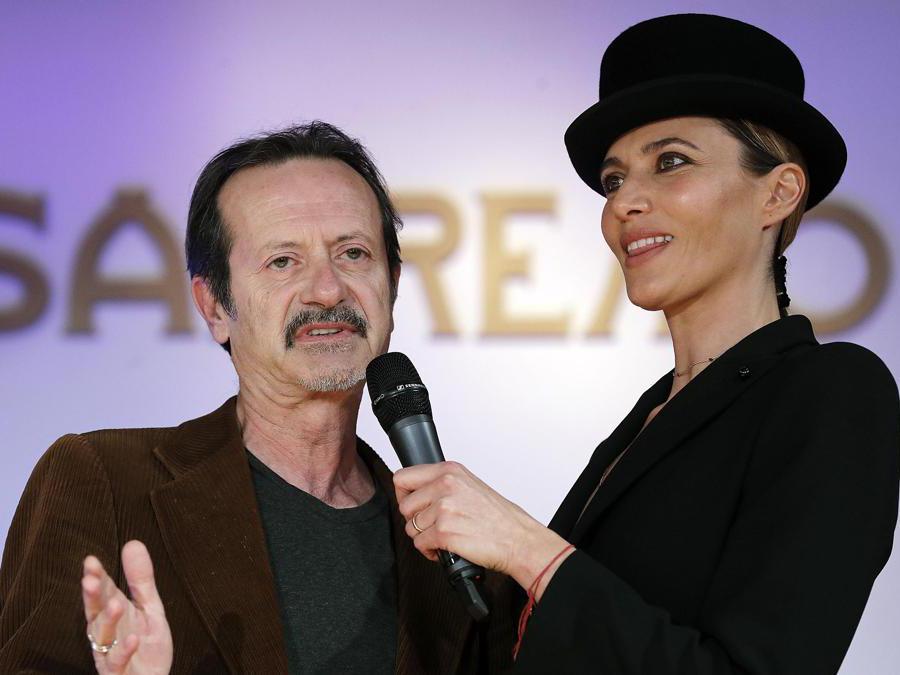 Rocco Papaleo e Anna Foglietta -  ANSA/RICCARDO ANTIMIANI