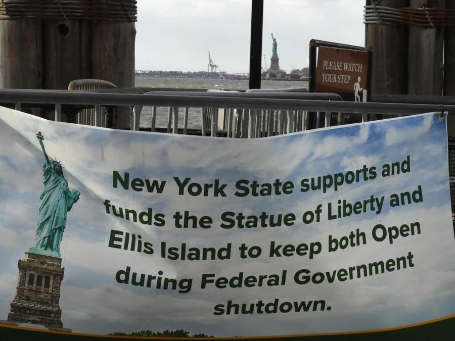 New York,  Battery Park (Afp)