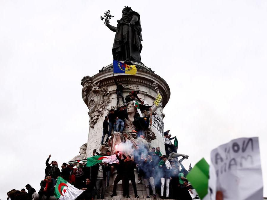 Parigi. REUTERS/Christian Hartmann