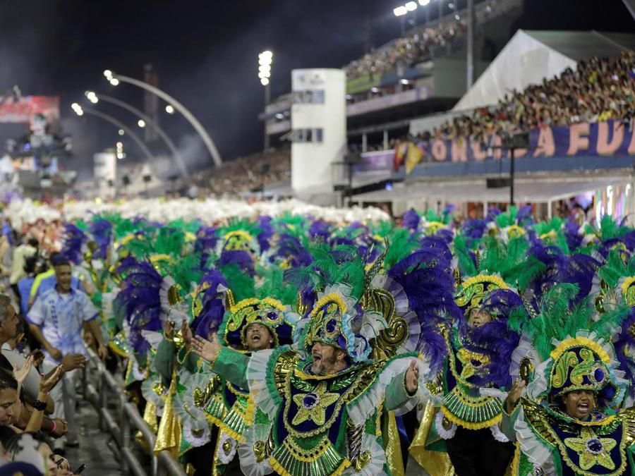 EPA/SEBASTIAO MOREIRA