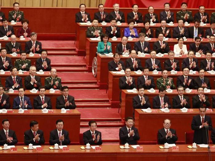 Cina, Xi Jinping apre il Congresso del Partito comunista