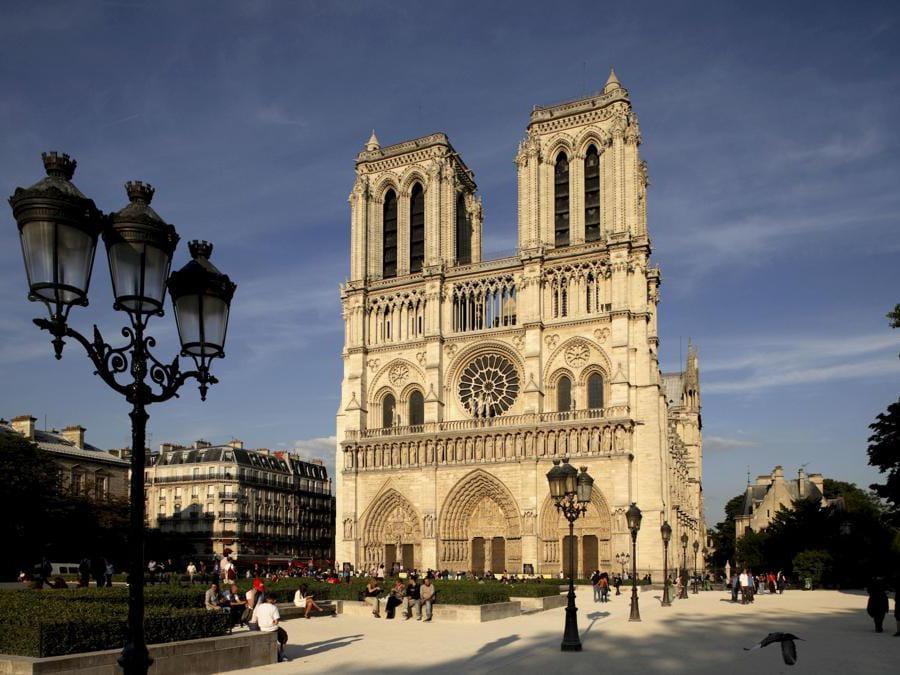 Notre Dame - Parigi (Marka)
