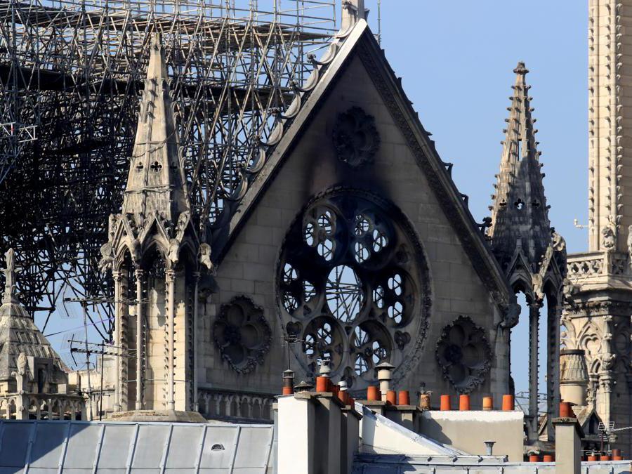 Notre Dame - Parigi (Reuters/Gonzalo Fuentes)