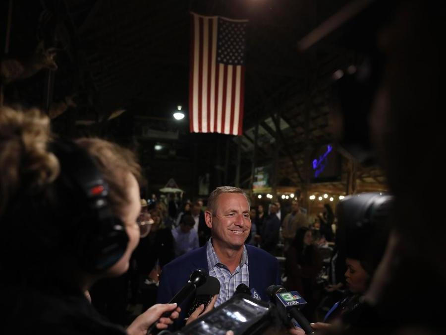 Jeff Denham, Partito Repubblicano (Stephen Lam/Getty Images/AFP)