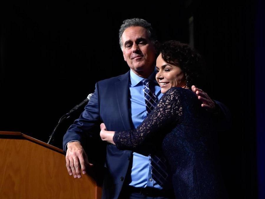 Danny Tarkanian, Partito Repubblicano (David Becker/Getty Images/AFP)