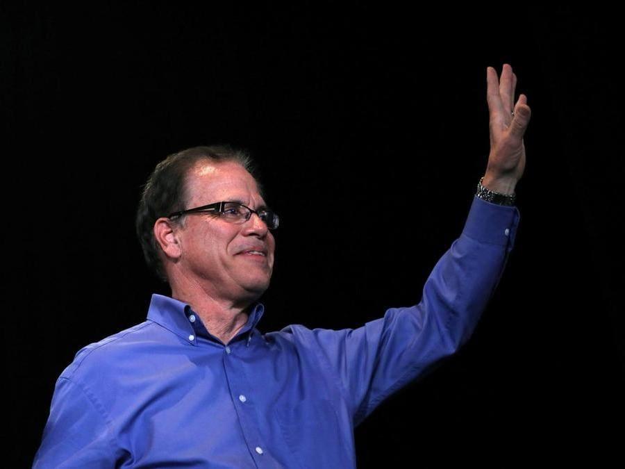 Mike Braun, Partito Repubblicano  (REUTERS/Chris Bergin)