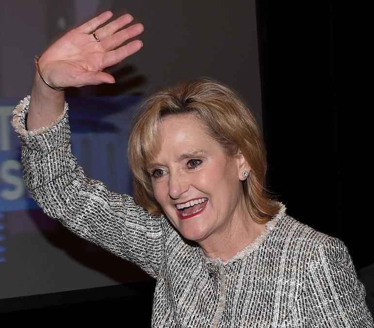 Cindy Hyde-Smith, Partito Repubblicano (EPA/CHRIS TODD)
