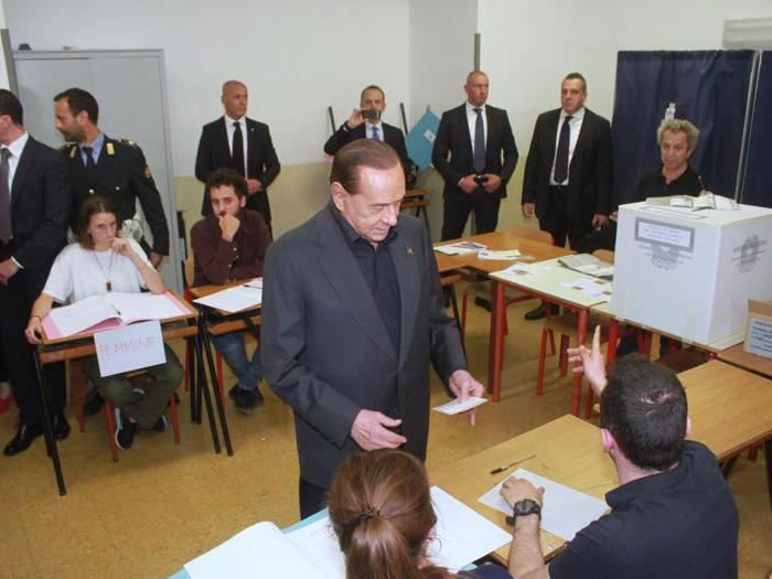 Europee, i big della politica al voto