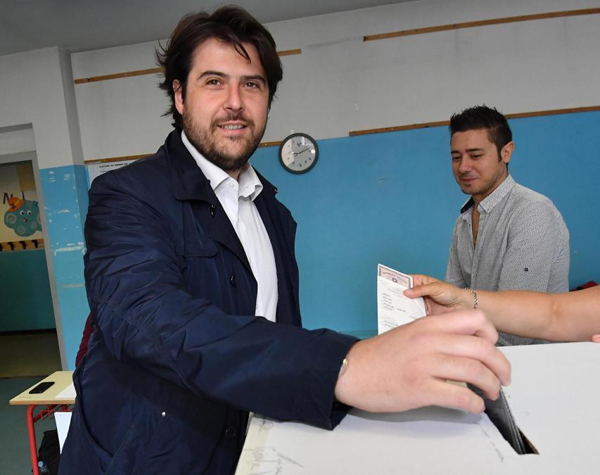Stefano Buffagni (Ansa/Daniel Dal Zennaro)