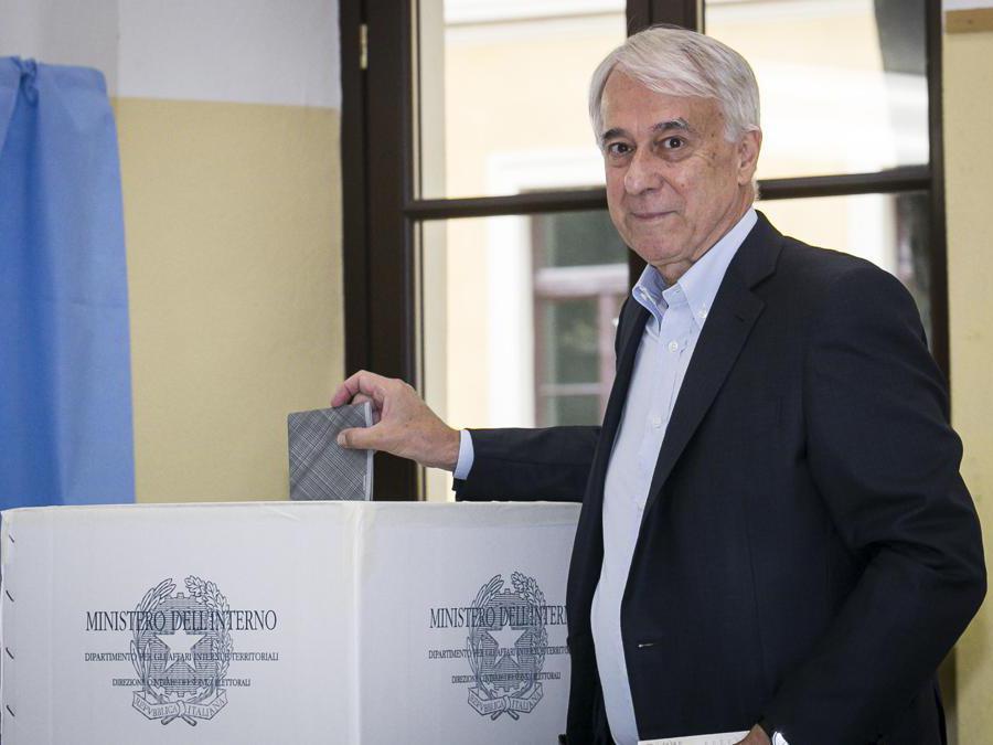 Giuliano Pisapia (Stefano De Grandis/Fotogramma)