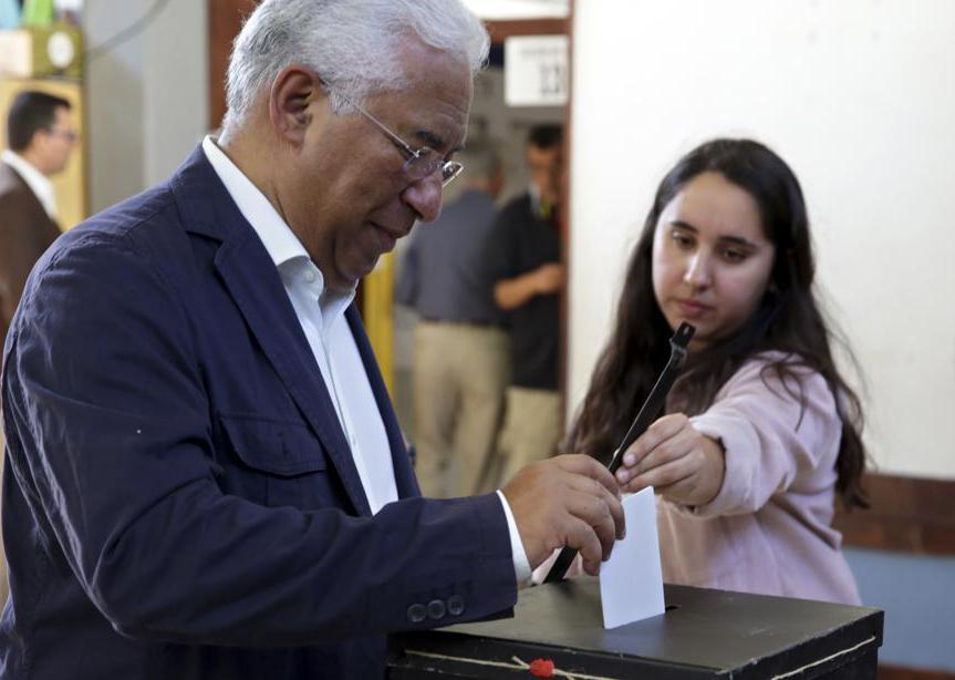 Il primo ministro  portoghese Antonio Costa  (Armando Franca/Ap)