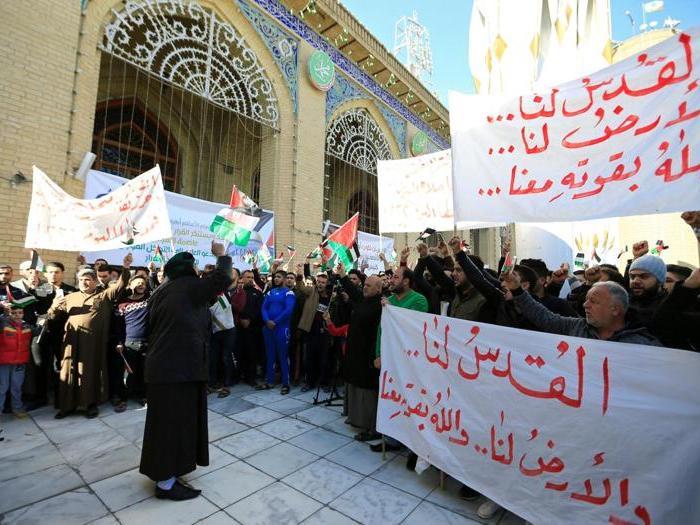 Gerusalemme infiamma il mondo arabo: proteste in piazza dall'Iraq al Libano