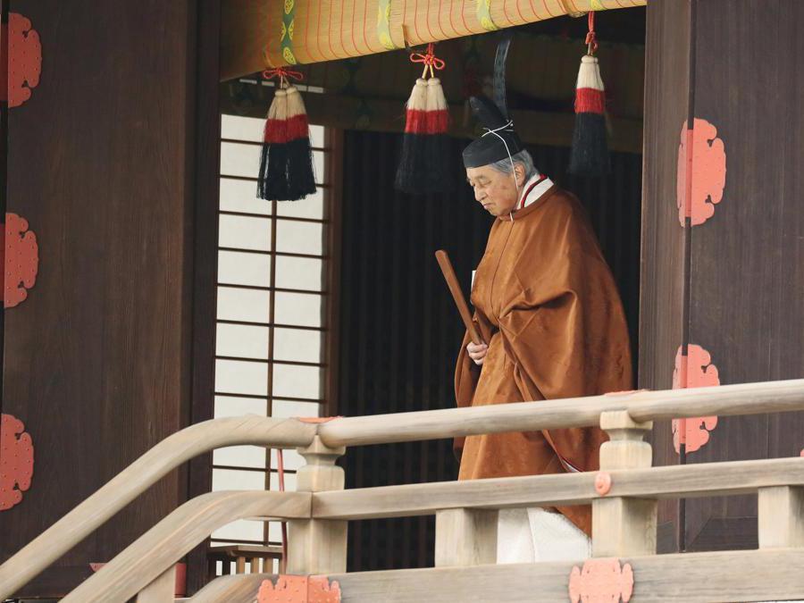 Japan Pool/Pool via REUTERS JAPAN OUT. NO RESALES. NO ARCHIVES.