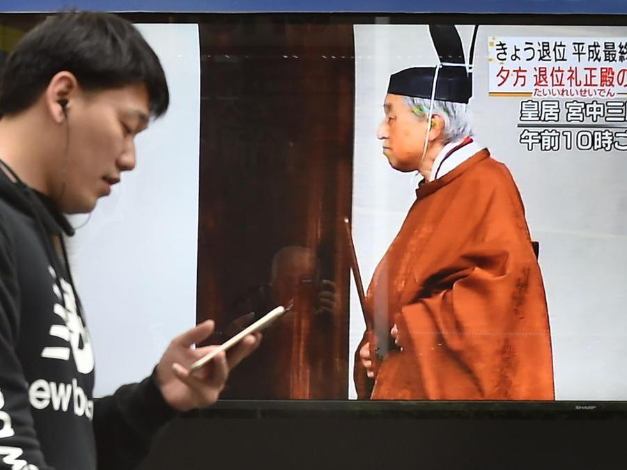 (Photo by Kazuhiro NOGI / AFP)