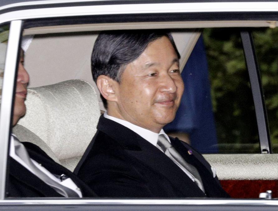 (Yuta Omori/Kyodo News via AP)
