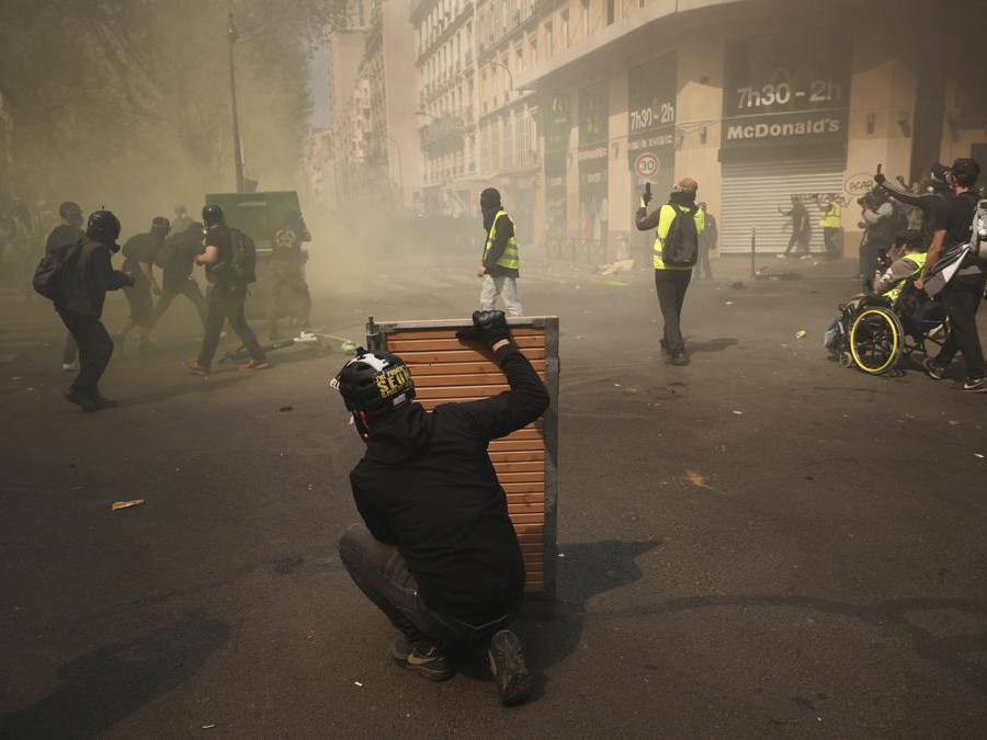 (AP Photo/Francisco Seco)