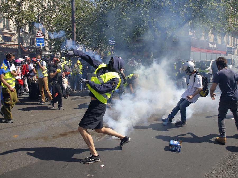 (AP Photo/Michel Euler)