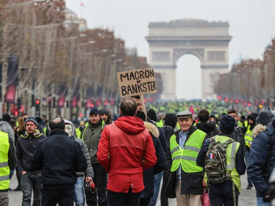 (Photo by Valery HACHE / AFP)