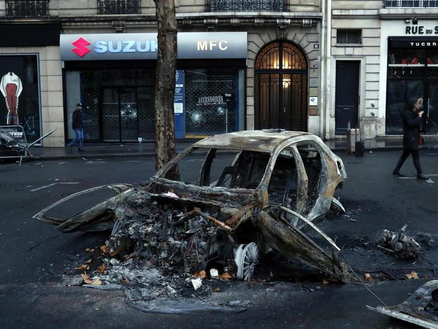 (AP Photo/Thibault Camus)