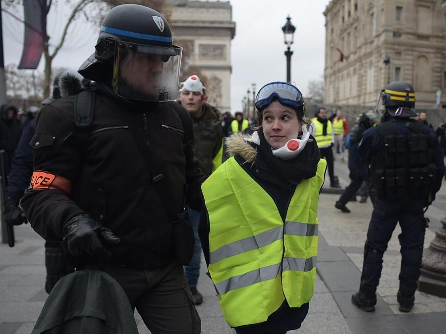 (Photo by Lucas BARIOULET / AFP)