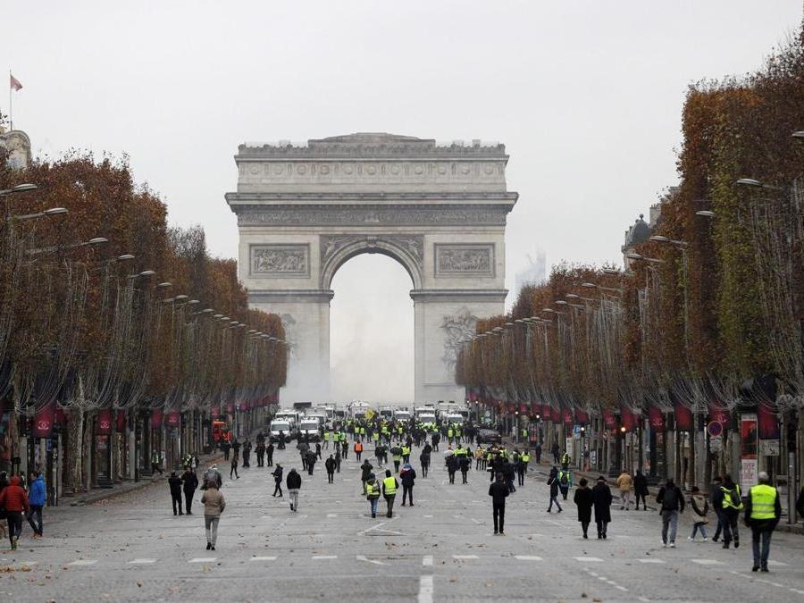 (Photo by Geoffroy VAN DER HASSELT / AFP)
