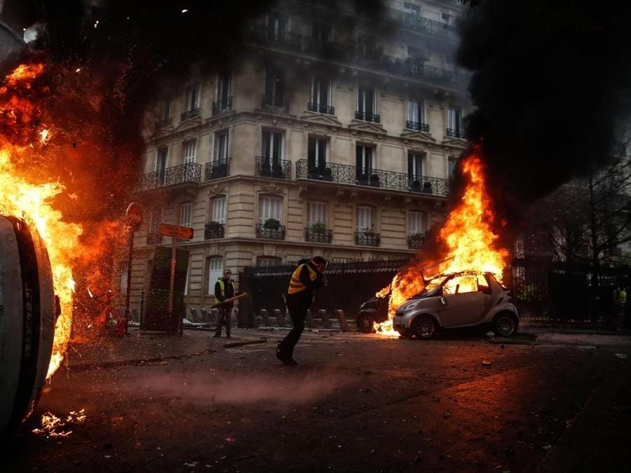 (Photo by Abdulmonam EASSA / AFP)