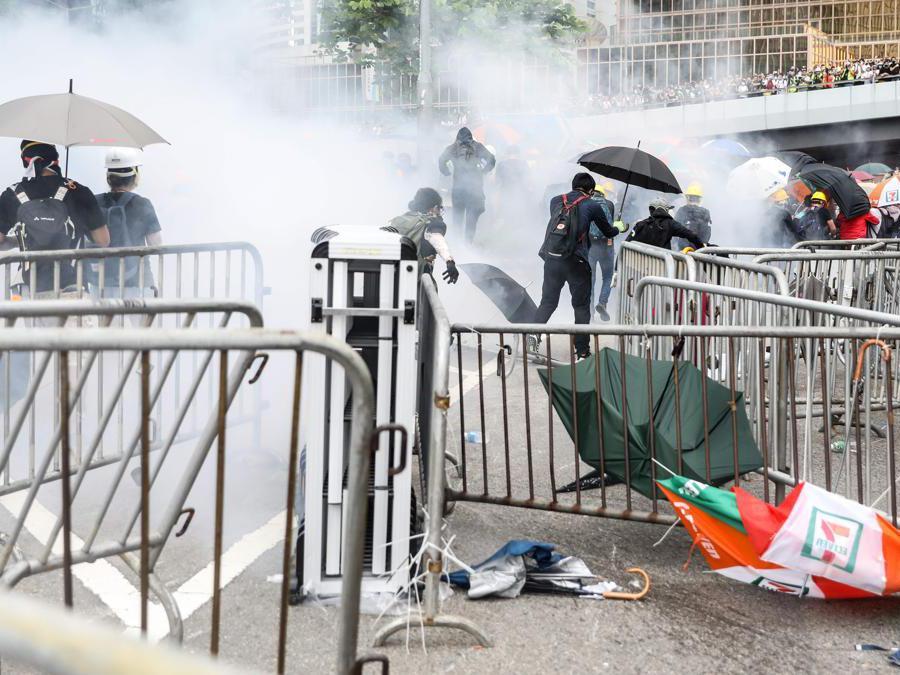 (Photo by DALE DE LA REY / AFP)