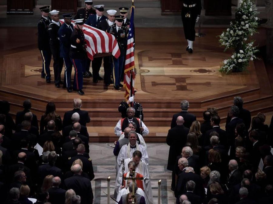 (Photo by Brendan Smialowski / AFP)