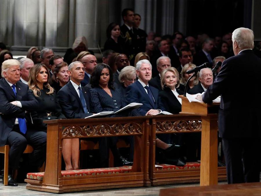 ( (Photo by Alex Brandon / POOL / AFP)