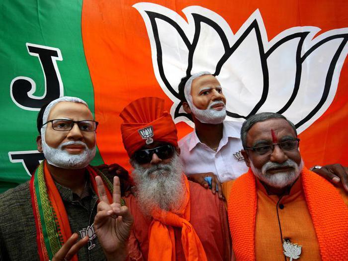 India, il trionfo di Narendra Modi